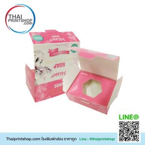 การออกแบบกล่องบรรจุภัณฑ์กระดาษ-12