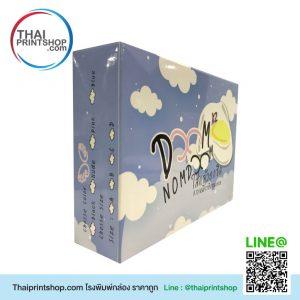 ออกแบบกล่องกระดาษ 06