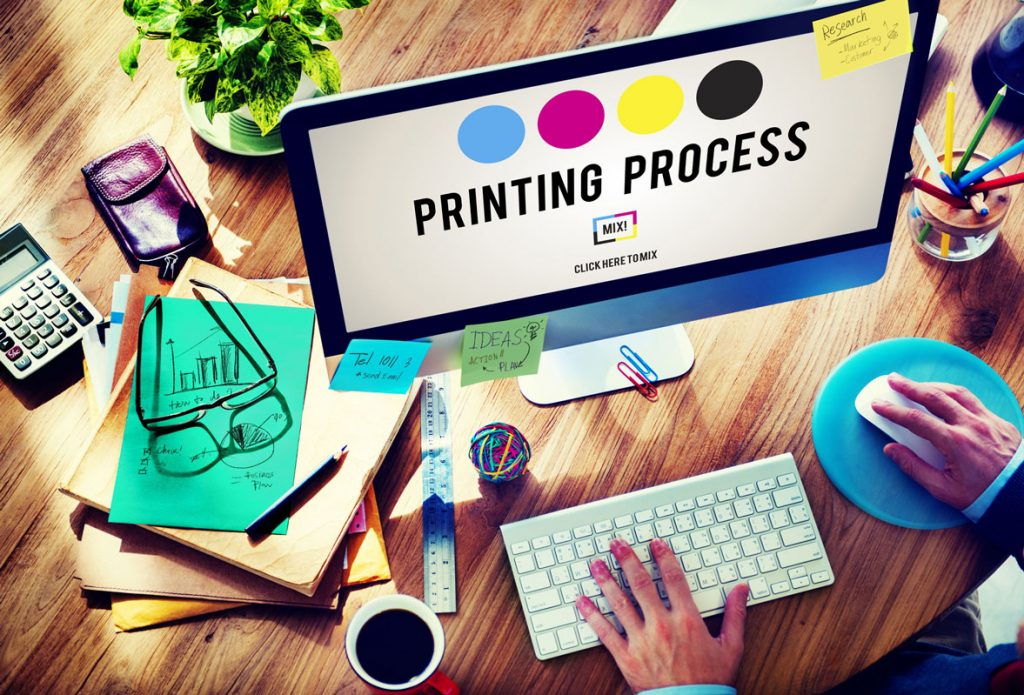 การพิมพ์ดิจิตอล Digital Printing