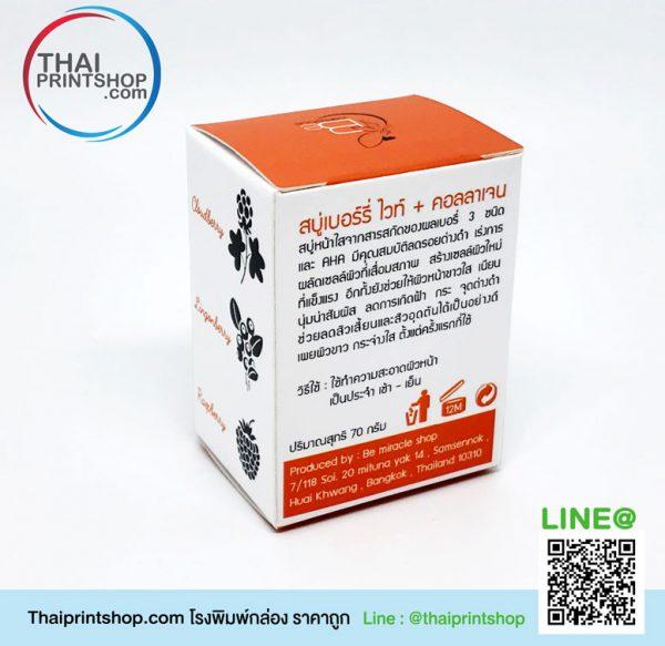 โรงงานผลิตกล่องกระดาษ นนทบุรี