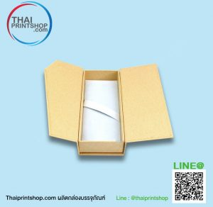 กล่องกระดาษอาร์ต ผลงานกล่องจั่วปัง 03